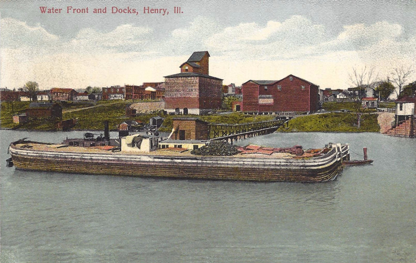 Henry – Waterfront and Dock